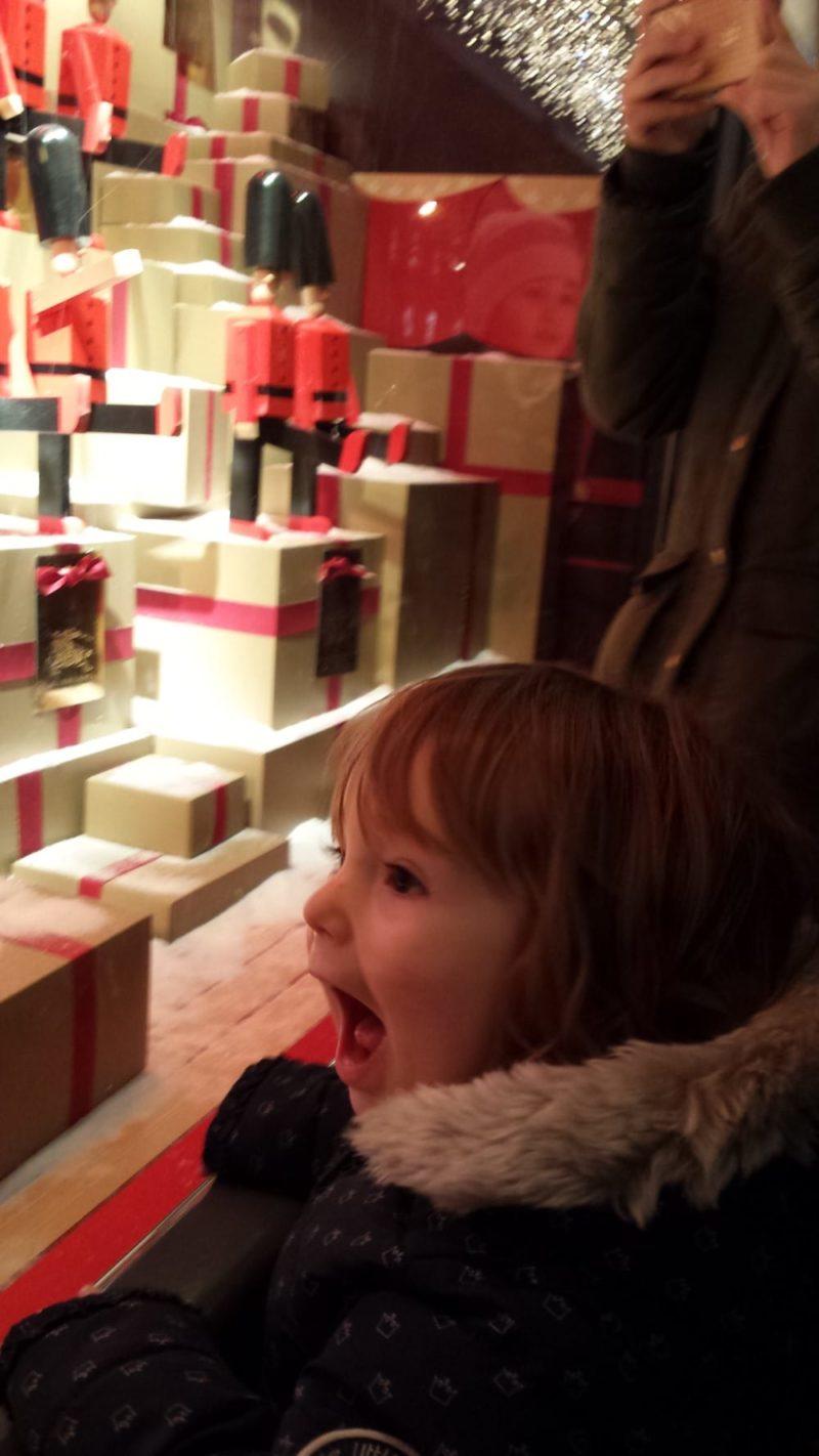 Paris en famille à Noël