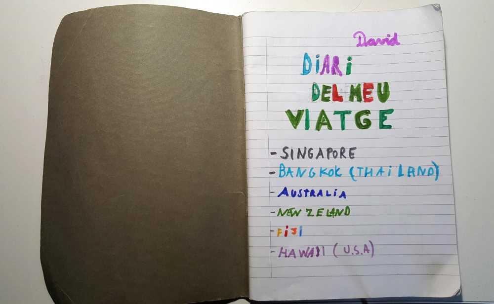 faire un carnet de voyage 5
