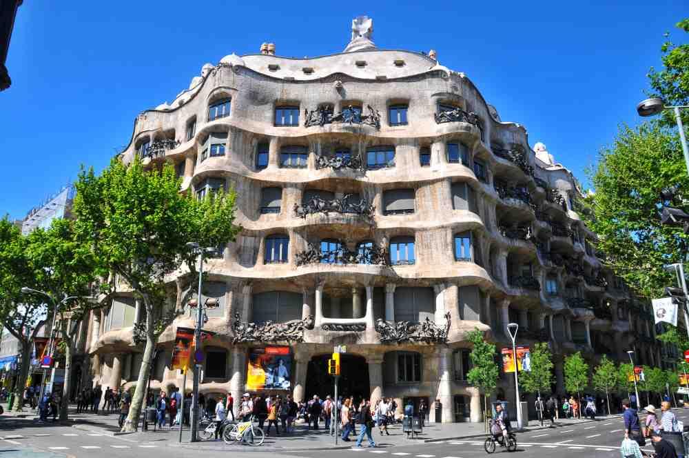 casa Battlo à Barcelone