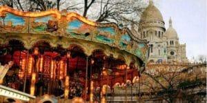 à Paris pendant les vacances cover