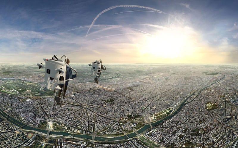 découvrir Paris et ses monuments avec Flyview cover
