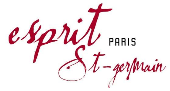 WanderWorld produits d'hôtel et d'accueil - Logo Esprit Saint Germain
