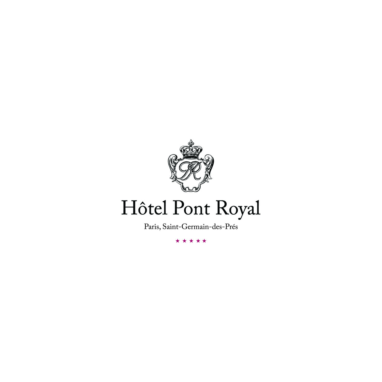 WanderWorld produits d'hôtel et d'accueil - Logo Hôtel Pont Royal
