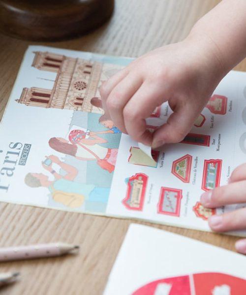 carnet de voyage enfant Paris 4