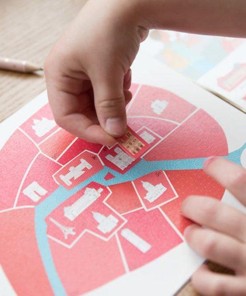 carnet de voyage enfant Paris 5