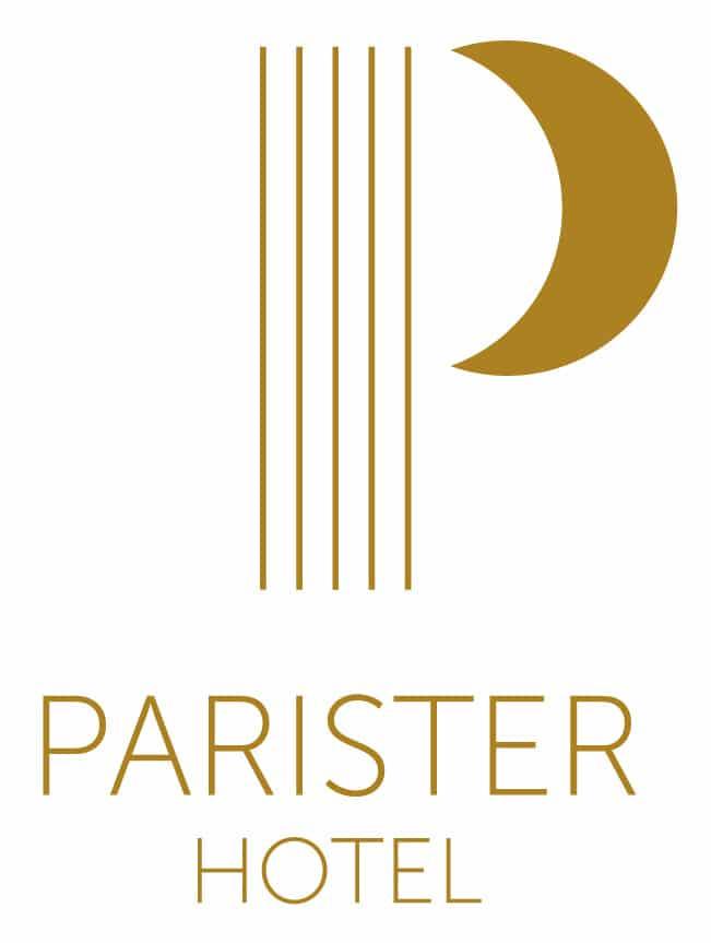 WanderWorld produits d'hôtel et d'accueil - Logo Hôtel Parister