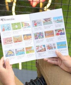 Carnet de voyage enfant Venise 4