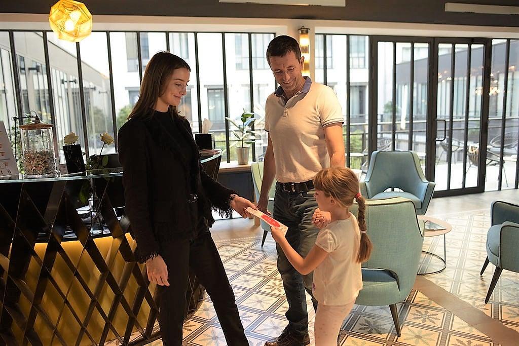 Produits d'hôtel et d'accueil pour professionnels slider