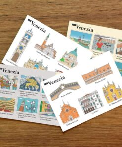 cartes postales Venise - WanderWorld