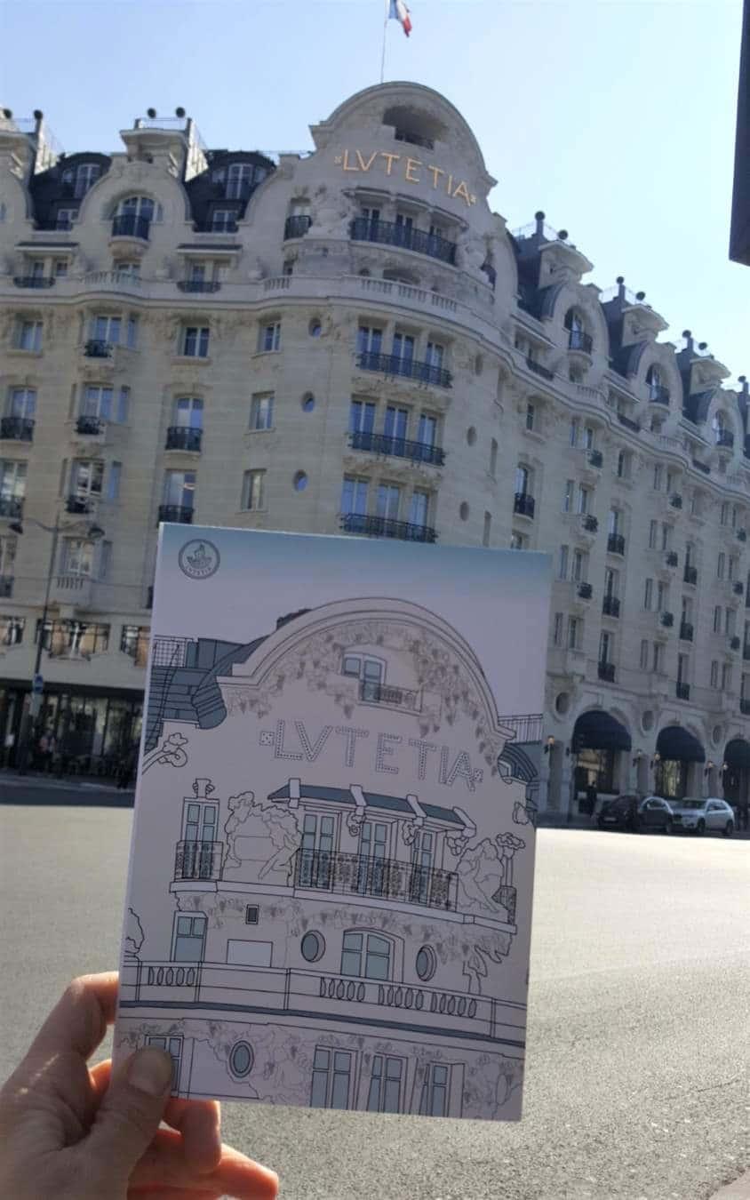 Produits d'hôtel et d'accueil pour professionnels - Hotel Lutetia Paris