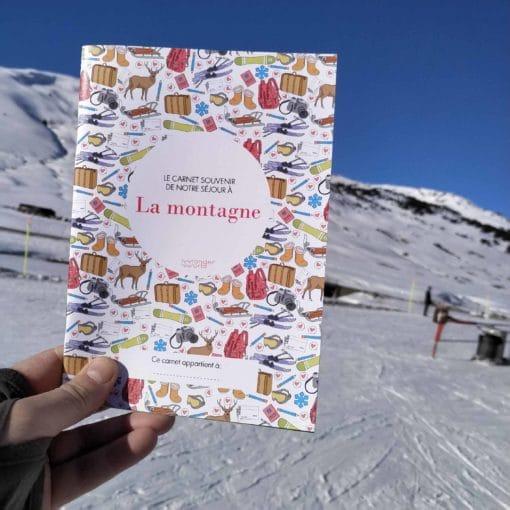 carnet de voyage aux sports d'hiver