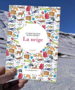 carnet de voyage WanderWorld aux sports d'hiver