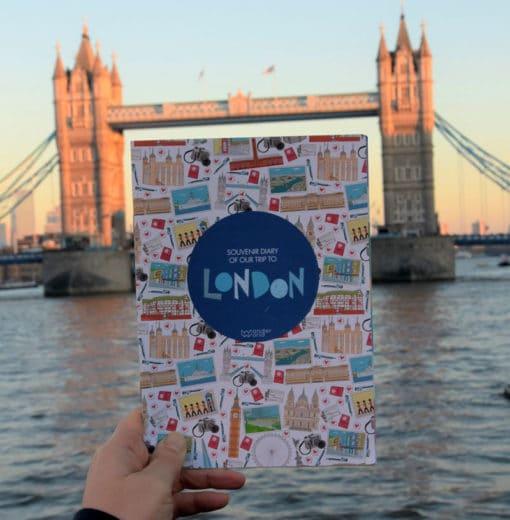Carnet de voyage Londres