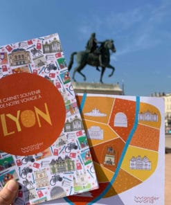 carnet de voyage enfant LYON