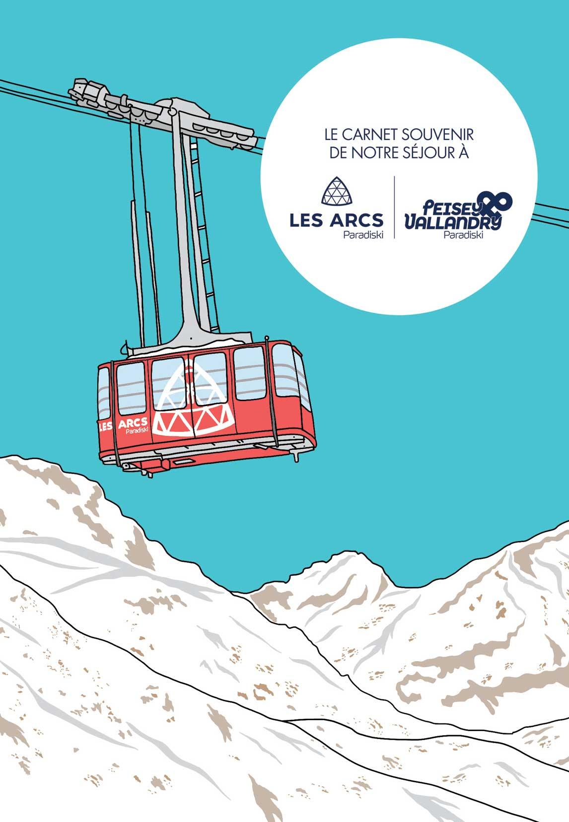 carnet de voyage accueil station de ski