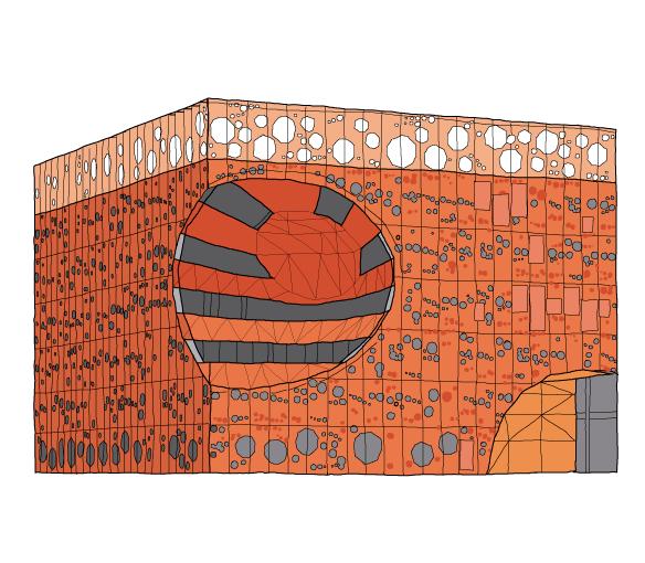 Visiter Lyon : le Cube Orange
