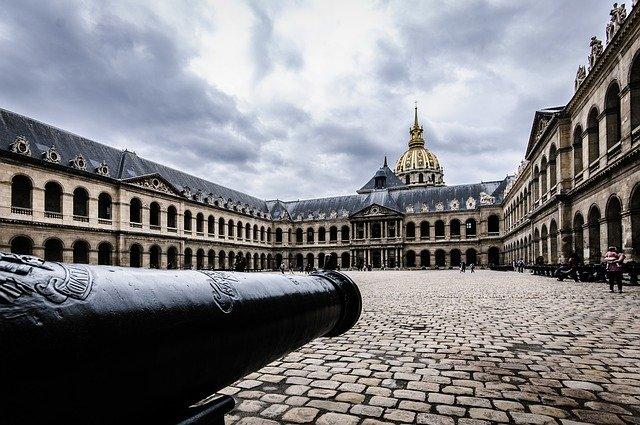 Monuments de Paris WanderWorld - les invalides