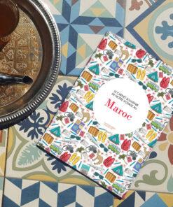 carnet de voyage Maroc WanderWorld cover