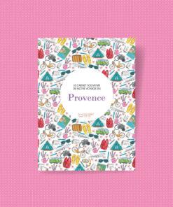 carnet de voyage Provence